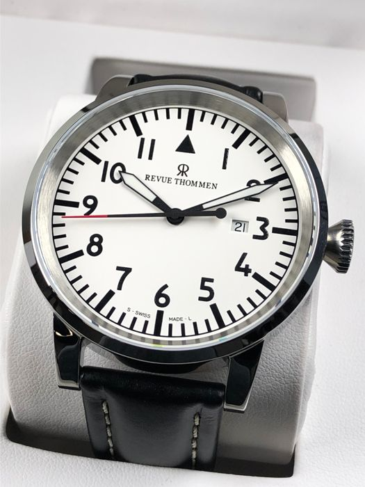 Revue Thommen - Airspeed Automatic XL - 16053.2533 - Hombre - 2011 - actualidad