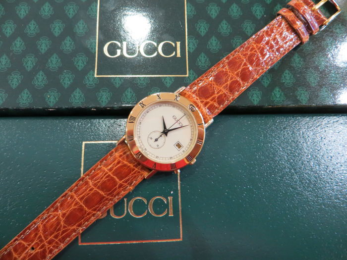 Gucci - 3800 - NO RESERVE PRICE - Mujer - 1980-1989