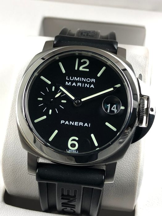 Officine Panerai - Luminor Marina Automatic Limited Edition - OP6560 PAM00048 - Hombre - 2000 - 2010