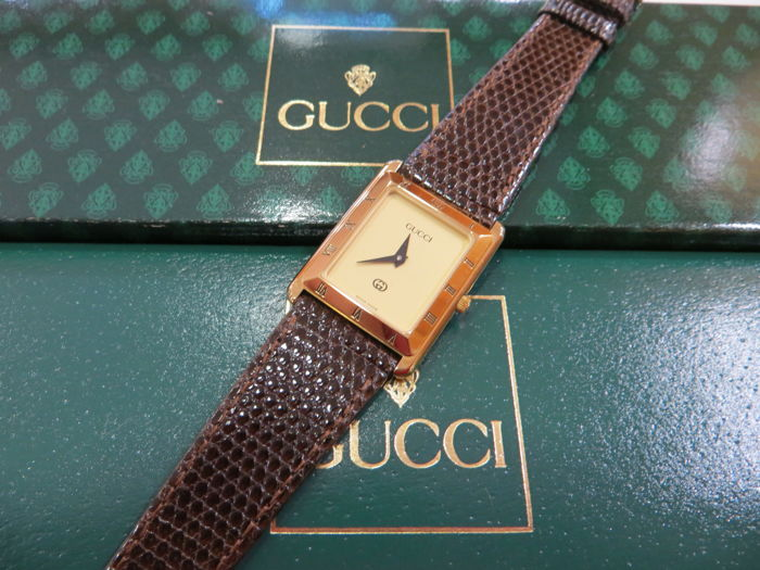 Gucci - 4200 - ¨NO RESERVE PRICE¨ - Mujer - 1980-1989