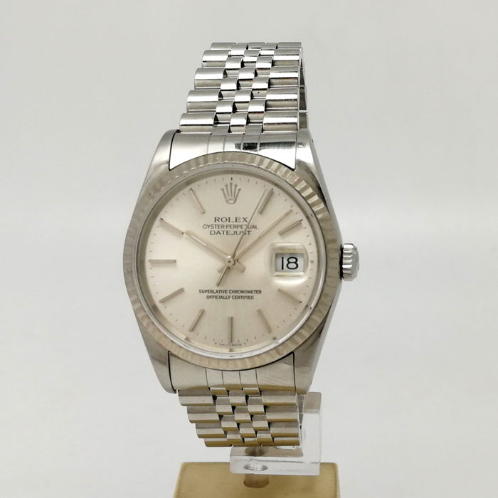 Rolex - Oyster Perpetual Datejust 16234 - Men - 1990-1999