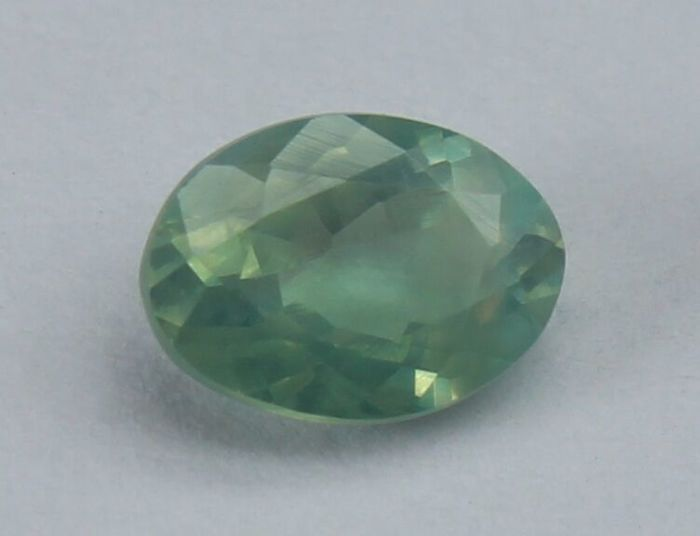 0.46 ct alexandrite - play of colour - no reserve price