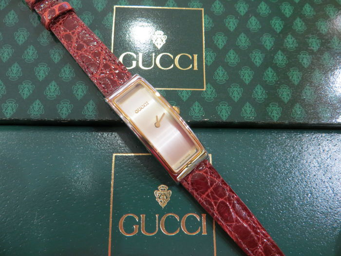 Gucci - 52000 - ¨NO RESERVE PRICE¨ - Mujer - 1980-1989
