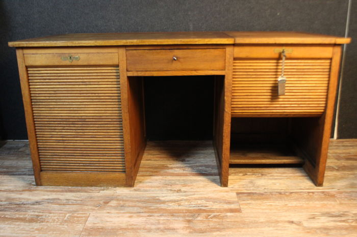 Commercial furniture: rare administrative office Interior & Lifestyle English Interior for sale