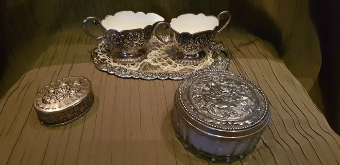 table decoration - Collection of 5 - France