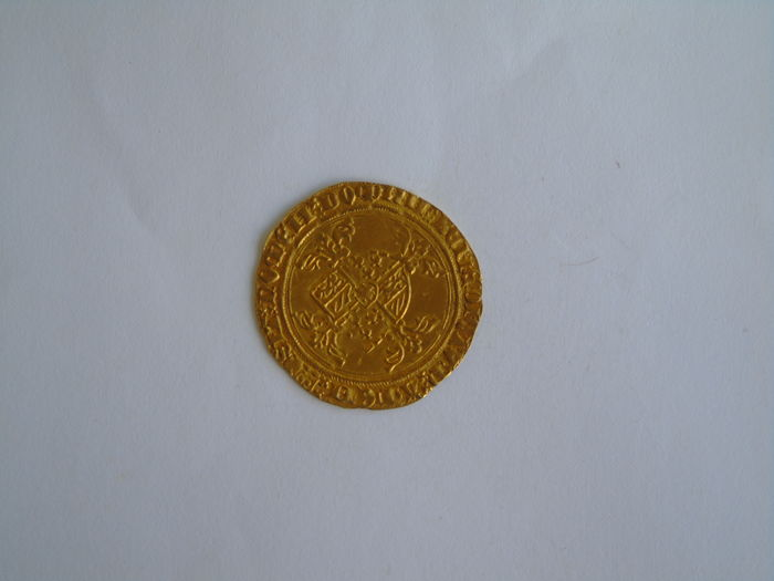 France Frandre County Philippe Le Bon 1419 1467 Lion Dor Gold Catawiki
