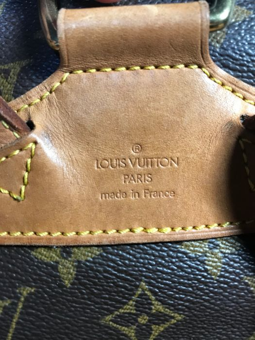 Louis Vuitton - Monogram Montsouris MM Backpack Bag Sac à dos - Catawiki e9cac44fd3f