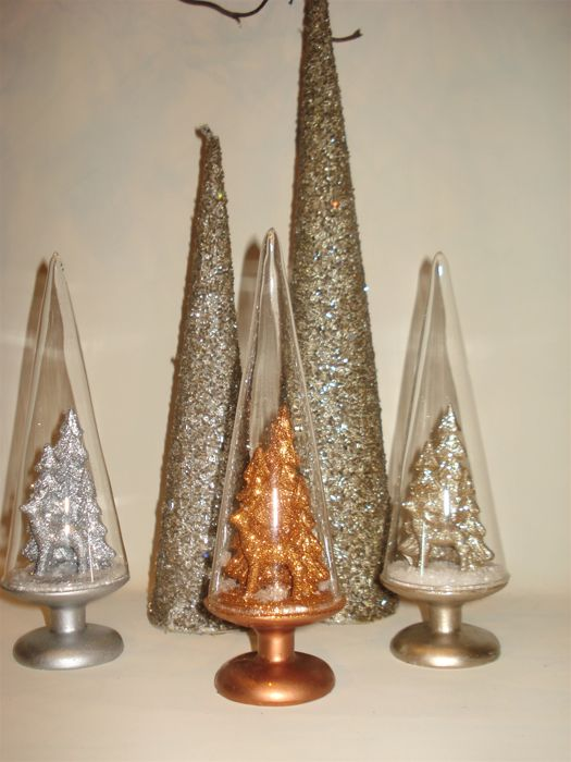5 Christmas ornaments - other