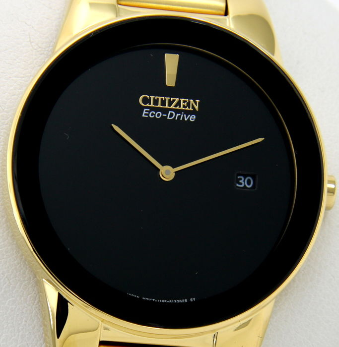 """Citizen - Eco Drive """"Gold - Great Look"""" - """"NO RESERVE PRICE"""" - Men - 2018"""