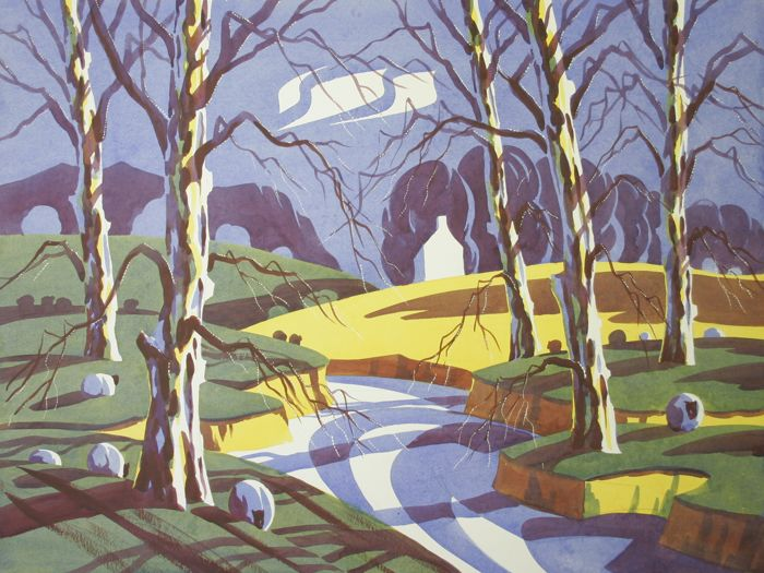 M J Forster - Silver Birches