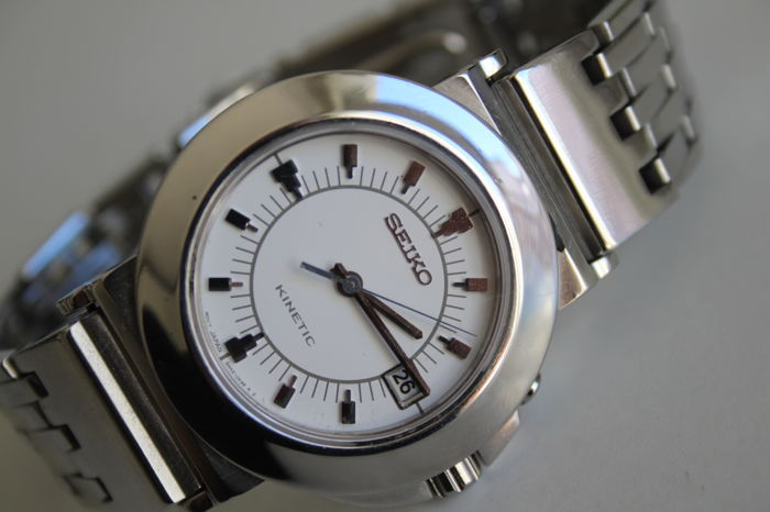 Seiko - Kinetic  -  5M42-0G50 - Men - 1990-1999