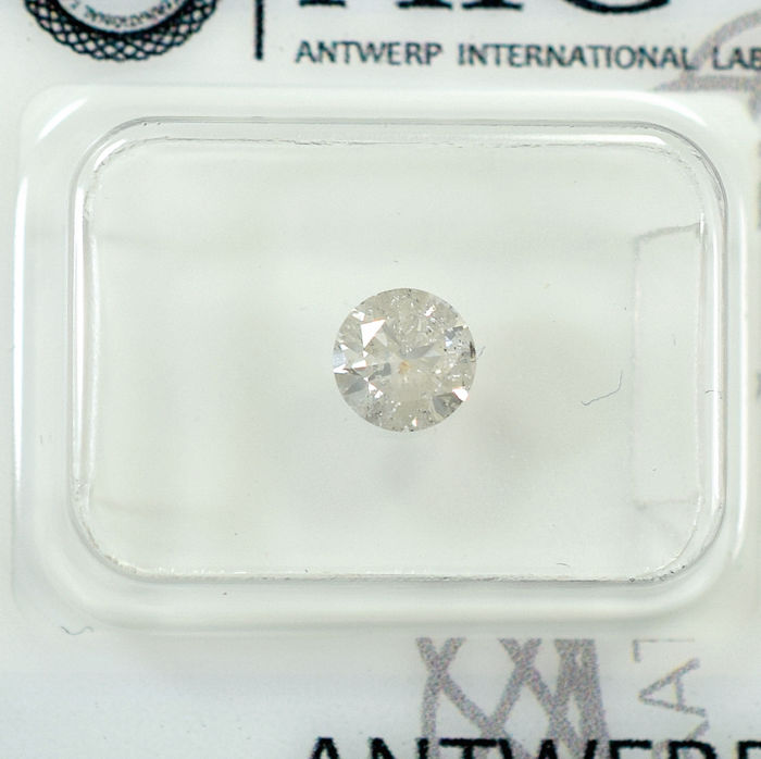 - 0.55 ct - Brillante - G - I2