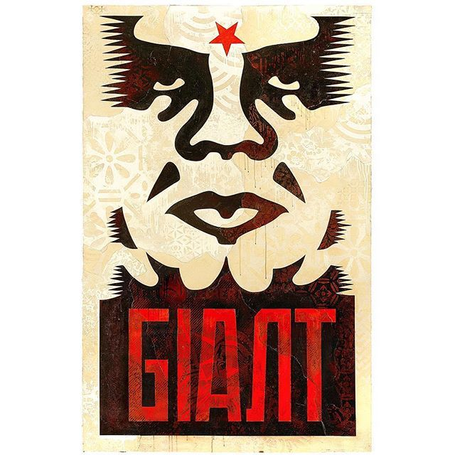 Shepard Fairey (OBEY) - Force Majeur - Giant Leninist