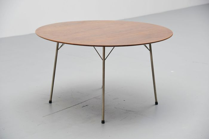 Arne Jacobsen Fritz Hansen Dining Table Model 3600 Catawiki