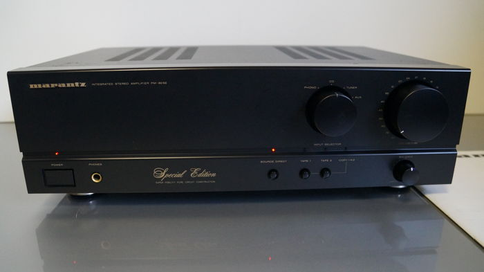 Marantz PM30 SE ,High-End amplifier ,Special Edition,with