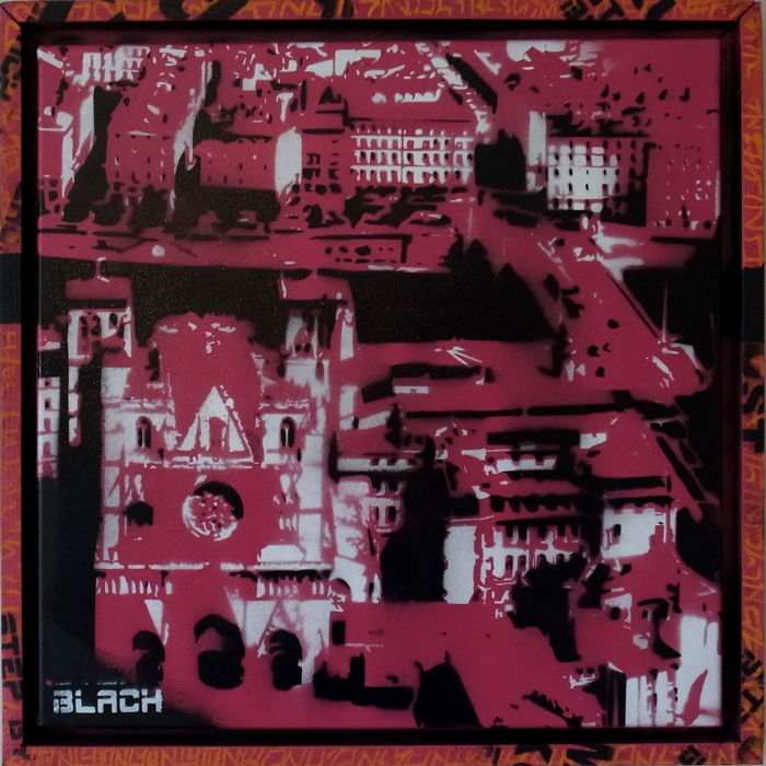 Maxime Blachere - BlachBox: Lyon pink