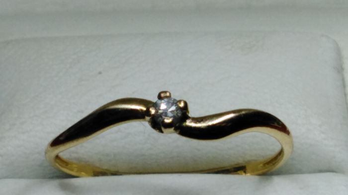 Ring - Gold - Diamond
