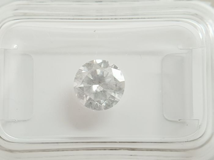- 1.22 ct - Brillante - E - SI3