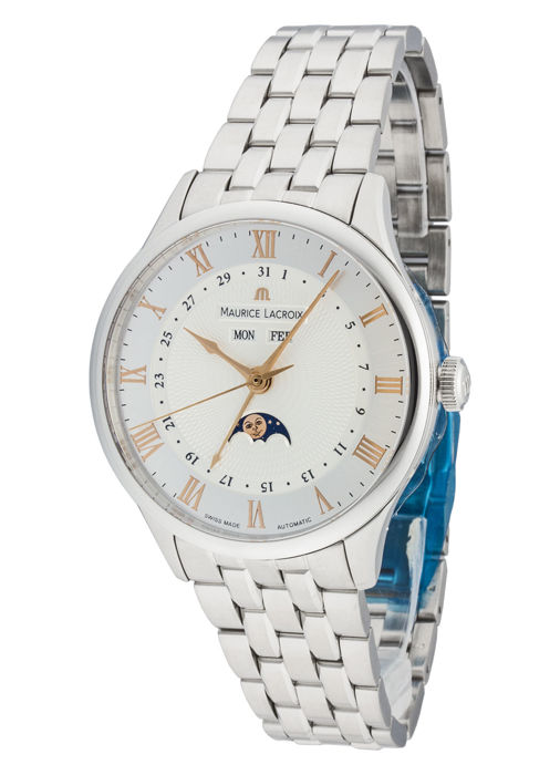Maurice Lacroix - Masterpiece Phases de Lune - MP6607-SS002-111 - Men - 2011-present