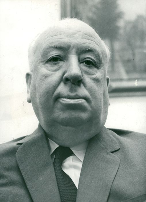 Unknown/Press Association Photos - Alfred Hitchcock, 1966