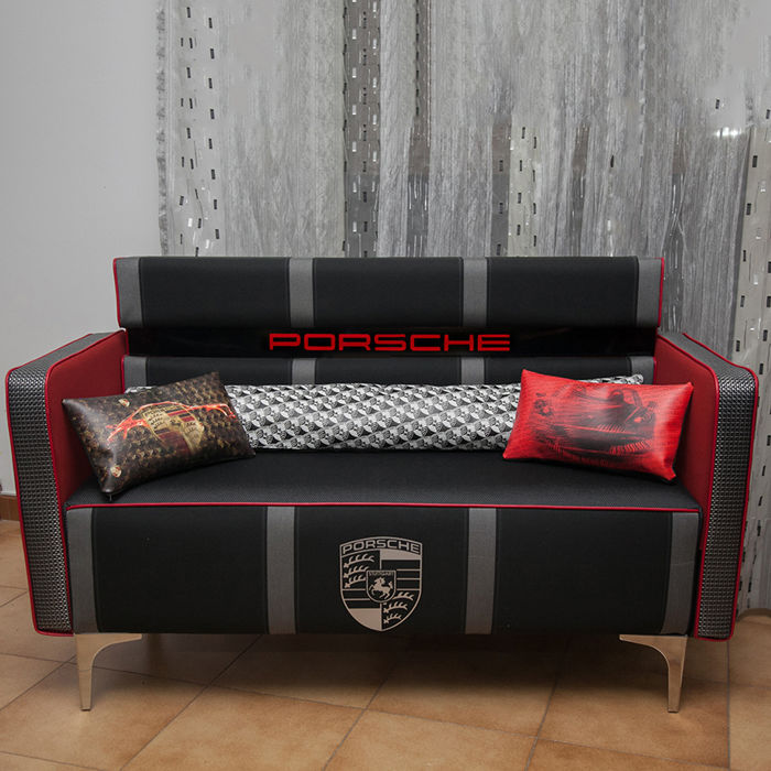 Porsche Sofa With Led Lights Anno 2018 Catawiki