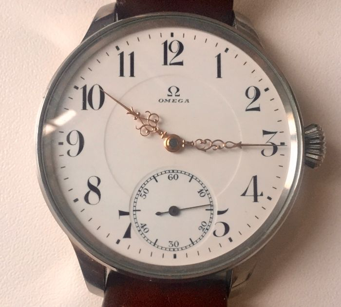 Omega - marriage watch  NO RESERVE PRICE - Hombre - 1901 - 1949