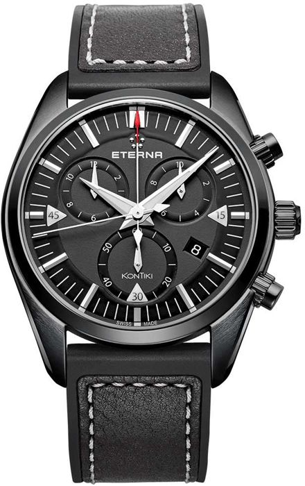 Eterna - Kontiki Quartz Chronograph - 1250.43.41.1308 - Men - 2011-present
