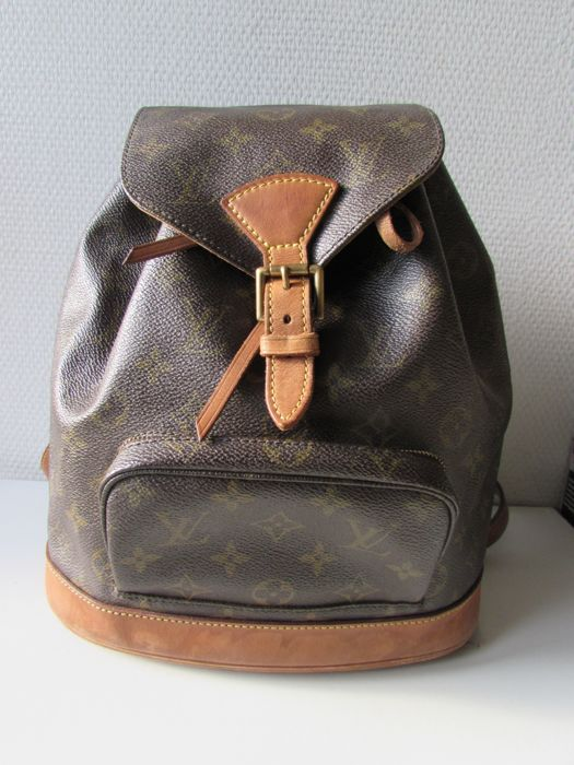 Louis Vuitton Sac à dos - Catawiki 4557bb807ad