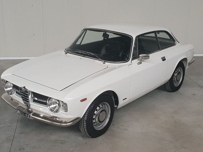 Alfa Romeo - Gt Junior 1.3 Scalino - 1969