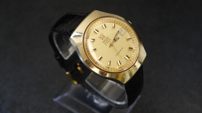Omega - f300 Chronometer - Men - 1970-1979