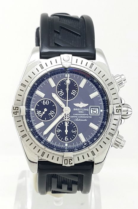 Breitling - Chronomat Evolution - A13356 - Men - 2008