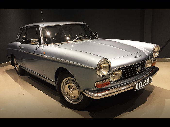 Peugeot - 404 Coupe - 1968