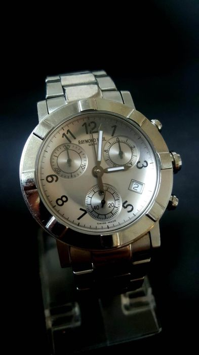 """Raymond Weil - """"NO RESERVE PRICE""""  - Hombre - 2011 - actualidad"""