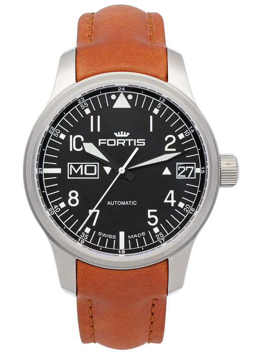 Fortis - Aviatis F-43 Recon Big Day/Date  - 700.10.11 L.38 - Uomo - 2011-presente