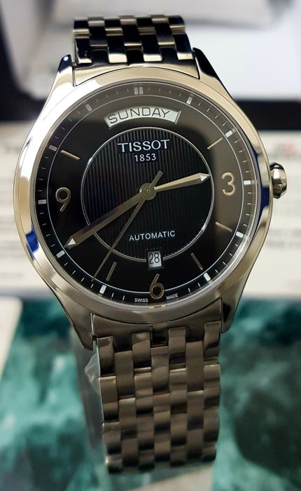 Tissot Mens Watch T038.430.11.057.00