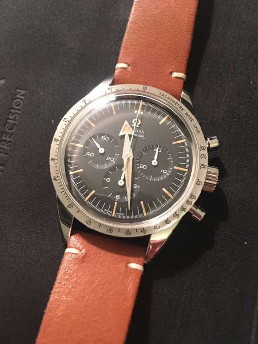 Omega - Speedmaster Trilogy 1957 Limited Edition - 311.10.39.30.01.001 - Hombre - 2011 - actualidad