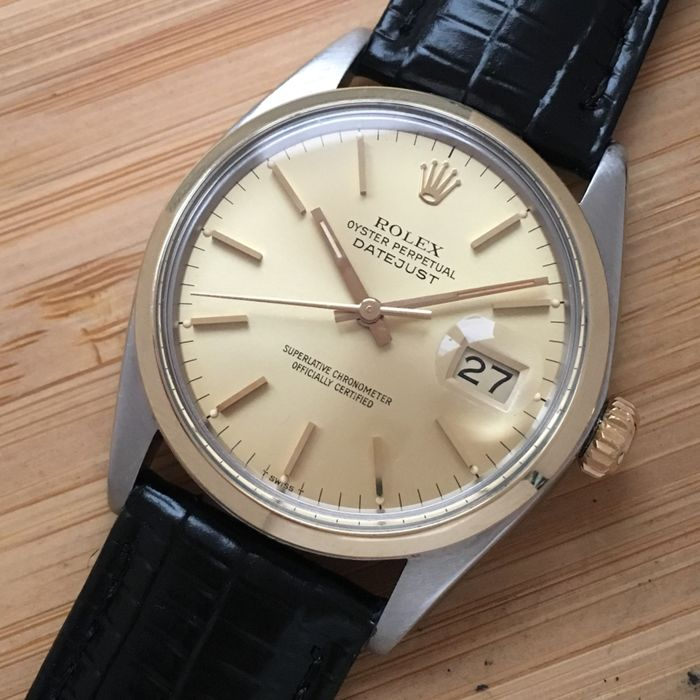 Rolex - Oyster Perpetual Datejust  - Ref. 16003 - Men - 1979