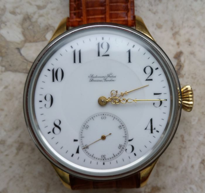 Audemars  Freres - Marriage watch - 9152 - Hombre - 1850 - 1900