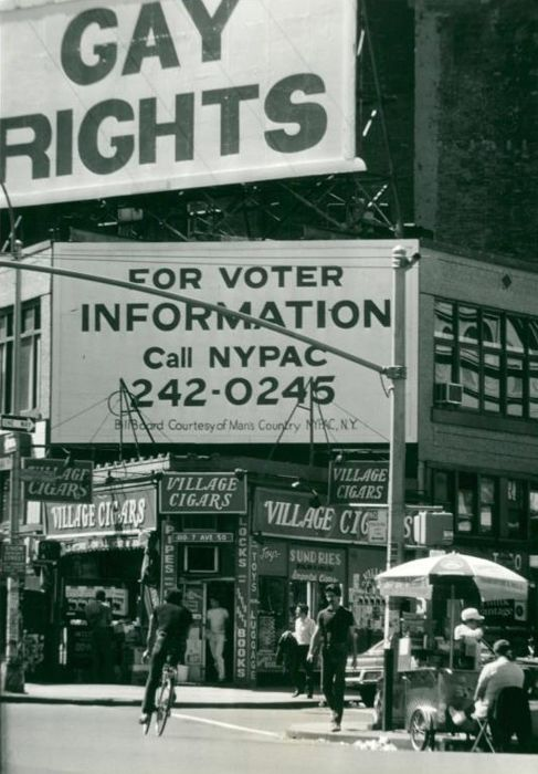 Ray Roberts/The Daily Telegraph - 'Gay Rights', New York, 1970s