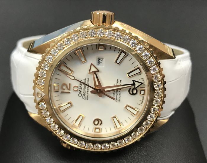 Omega - PLANET OCEAN 600M OMEGA CO-AXIAL 37.5mm - 232.58.38.20.04.001 - Unisex - 2011-present