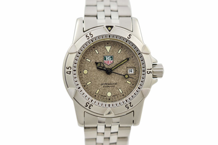 TAG Heuer - 1500 Series - WD1411-PO - Dames - 1990-1999