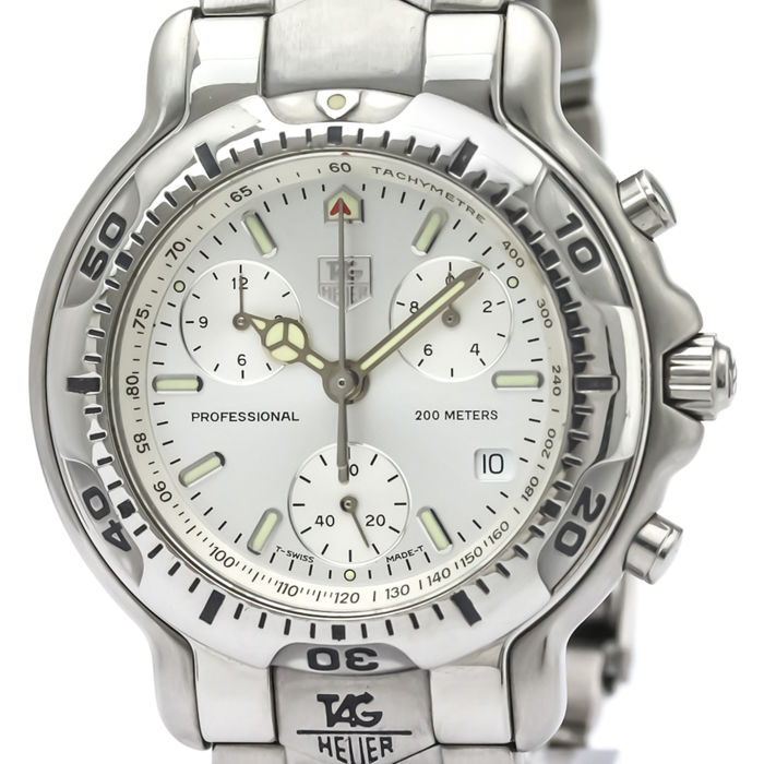 TAG Heuer - 6000 Series - CH1110 - Men - .
