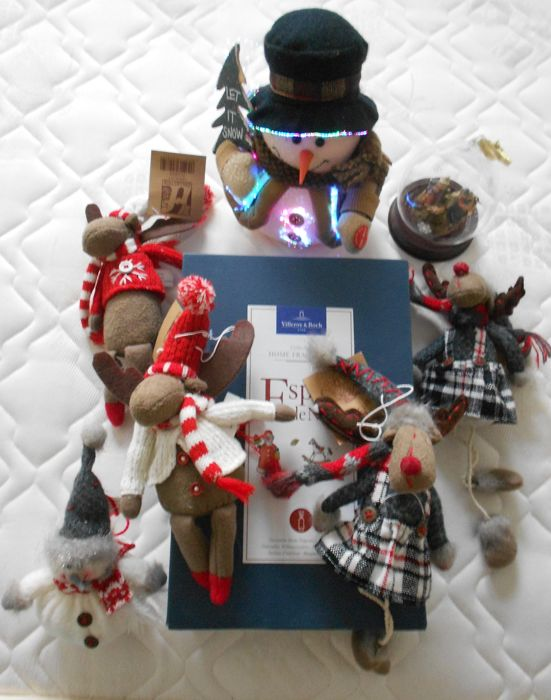 Christmas decorations - Group - Composite