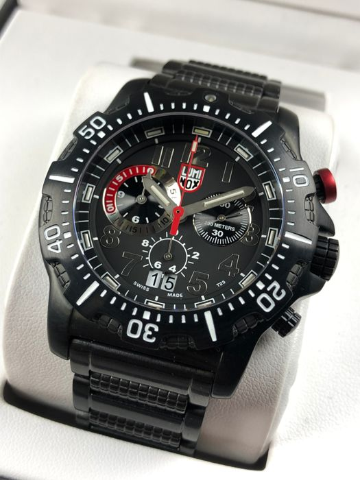 Luminox -  Evo Ultimate Navy Seal Chronograph  - 8362 - Men - 2011-present