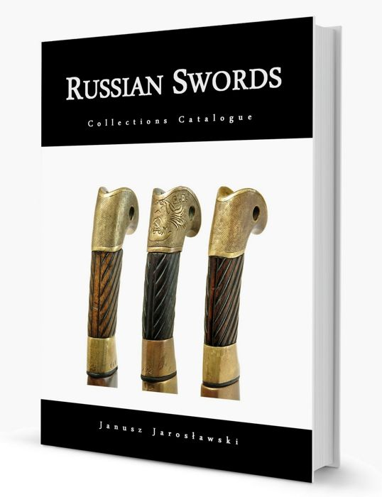 Russian - Military Swords 1798-1946 - Book - Bayonet, Dagger, Knife, Sabre, Sword
