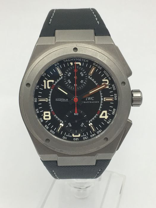 IWC - 	Ingenieur AMG - IW3725 - Hombre - 2011 - actualidad