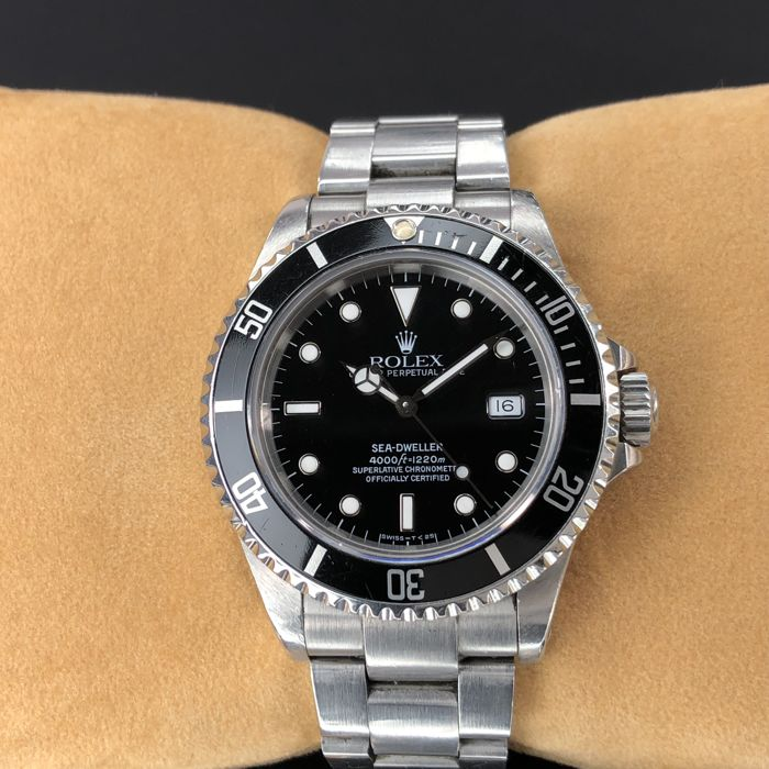 Rolex - Sea-Dweller Quickset  - 16600  - Unisex - 1990-1999