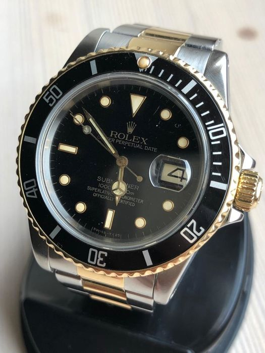 Rolex - Submariner Date - 16803 - Men - 1980-1989