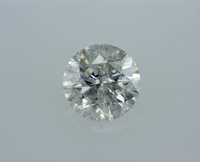 1 Diamante - 1.09 ct - Brillante - E - ** NO RESERVE **, SI3