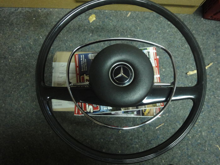 Onderdelen - Mercedes-Benz Pagode steering wheel - 1960-1976